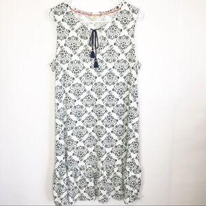 Boden Arabella Dress Floral Print Dress 12R